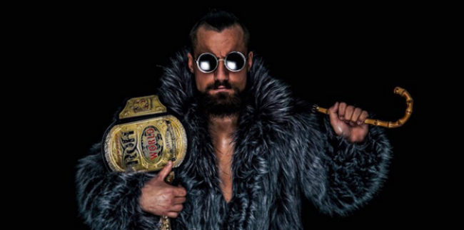 ROH Honorable Mention: Osprey and Scurll Trade ROH TV Title