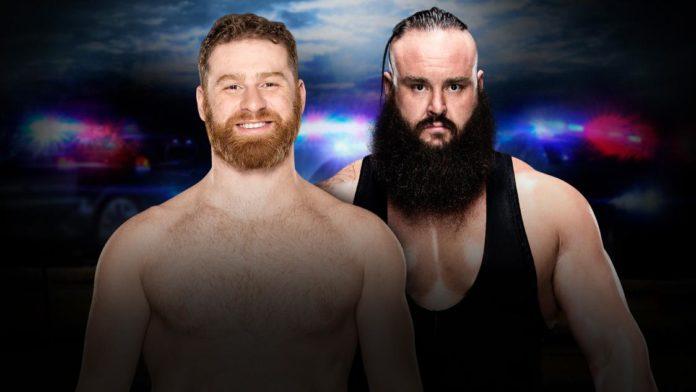 Roadblock Preview: Sami Zayn vs. Braun Strowman