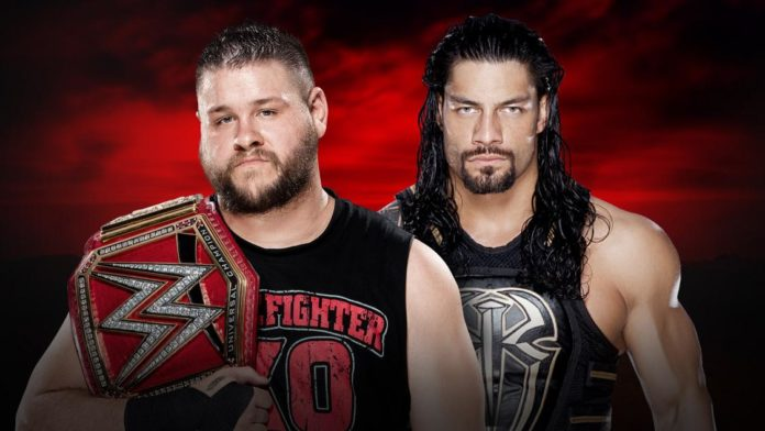 Royal Rumble Preview Kevin Owens vs. Roman Reigns