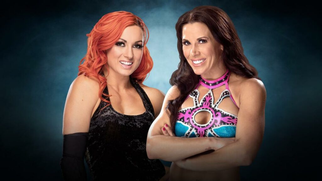 WWE Elimination Chamber 2017 Preview: Mickie James vs. Becky Lynch