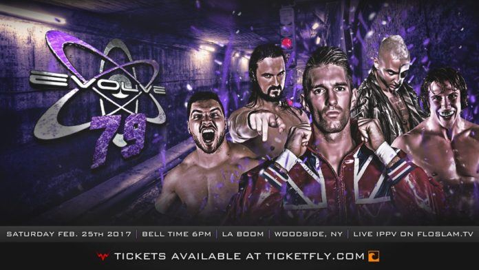 Running Wild Podcast: EVOLVE 78-79 Preview, The Return of Evil Owens (2/24/17)