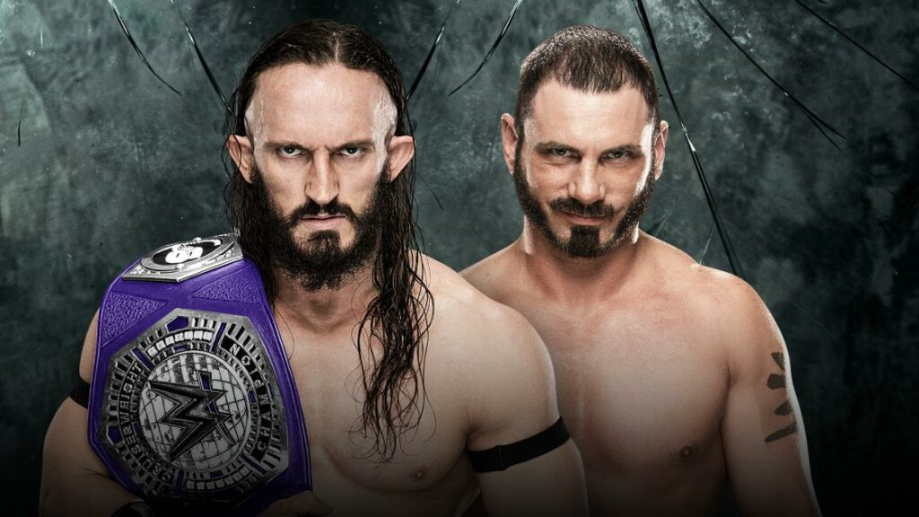 WWE Payback Preview: Cruiserweight title match: Neville vs Austin Aries