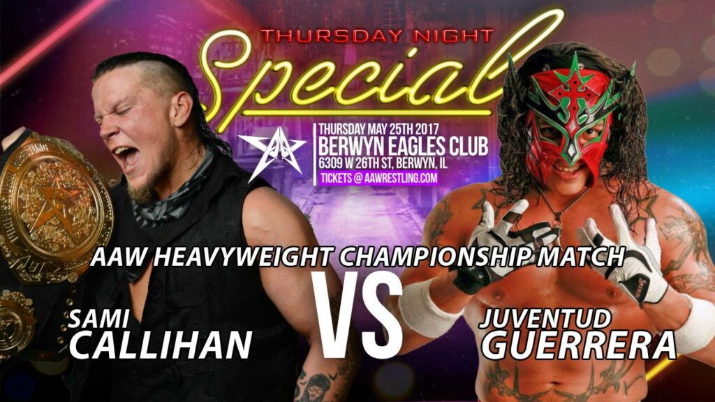 AAW: Thursday Night Special Preview