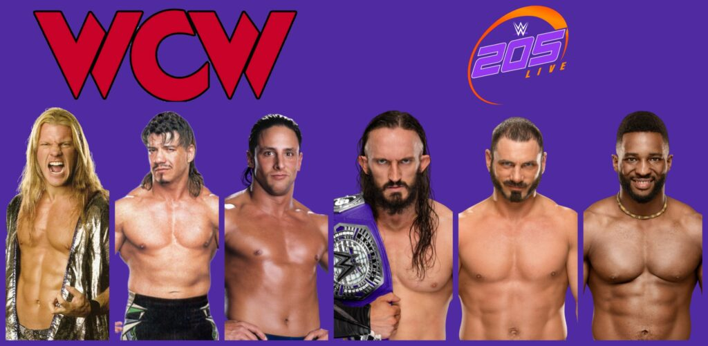 The Cruiserweights: A Look at WCW vs WWE - Last Word on Pro