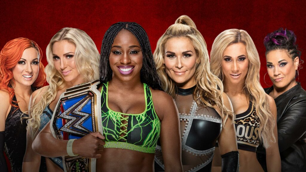 WWE Backlash Preview: Welcoming Committee vs Lynch/Flair/Naomi