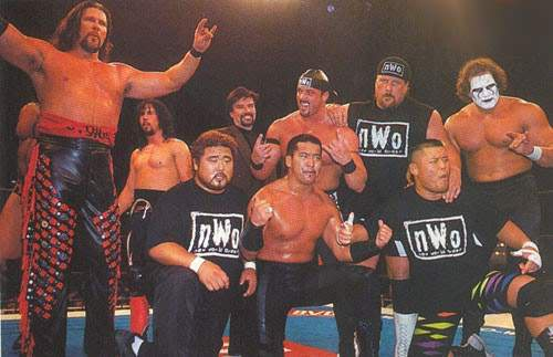 Nwo And Bullet Club When The Student Surpasses The Master