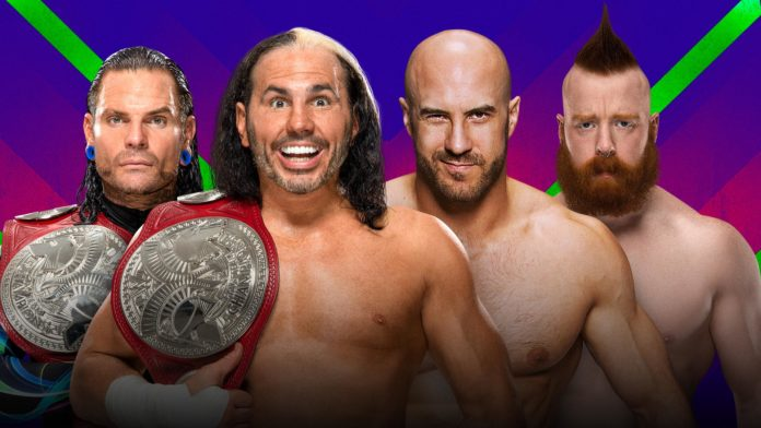 WWE Extreme Rules Preview: The Hardy Boys vs Sheamus & Cesaro