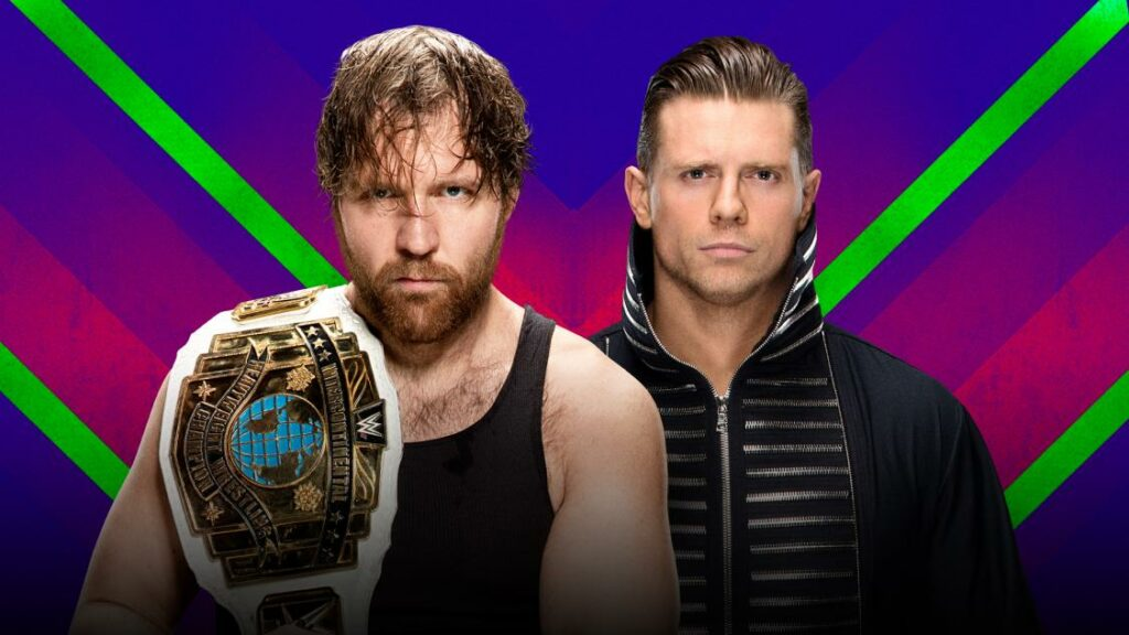 WWE Extreme Rules Preview: The Miz vs. Dean Ambrose