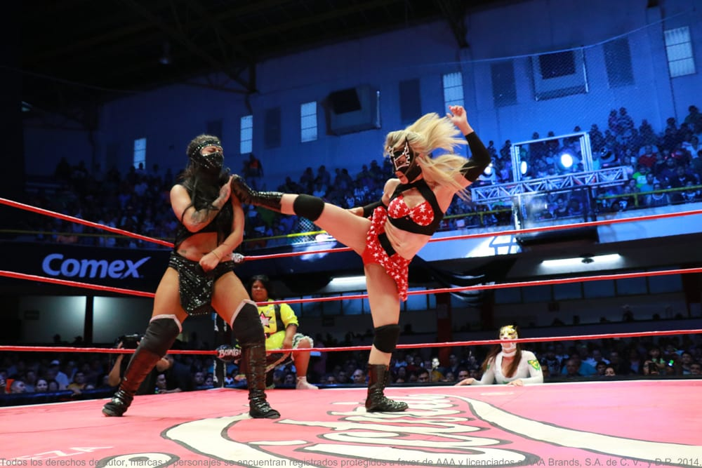 Sexy Star Shoots on Opponents, Injures Rosemary - Last Word