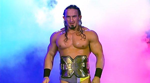 Adrian Neville NXT Champion