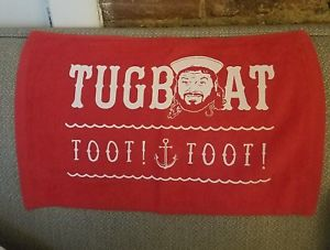 TLC Review,Weird Wrestling Items, Win a Tugboat Towel