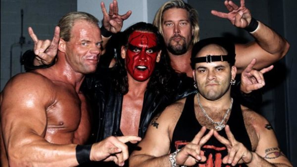 Are The Elite Becoming The New NWo Wolfpac?