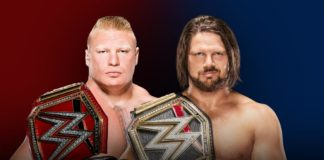 Survivor Series Preview: Brock Lesnar vs. AJ Styles