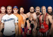 Men's 5-on-5 Traditional Survivor Series Elimination Match