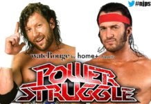 Road to Survivor Series, NJPW Power Struggle