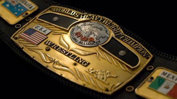 NWA Worlds Heavyweight Champion