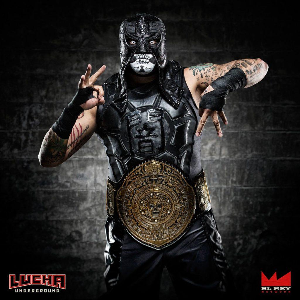 Lucha Underground Staffel 3
