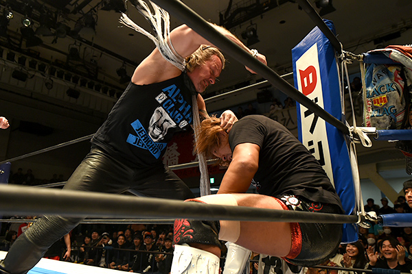 the guys share their thoughts on Wrestle Kingdom 12, the snowy miracle of the day and their thoughts on New Year's Dash.