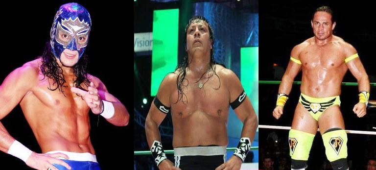 ROH Announces CMLL Stars for Manhattan Mayhem