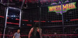 Elimination Chamber 2018 Review