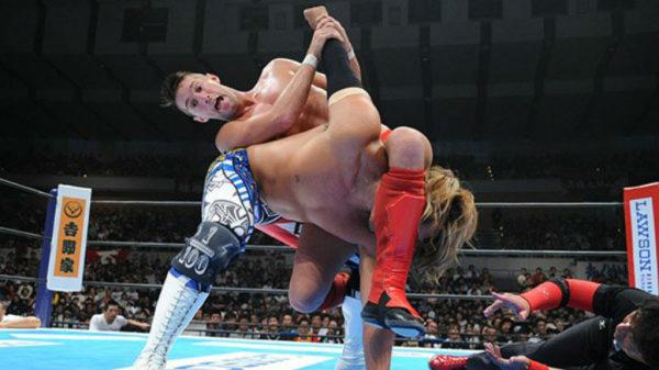 Zack Sabre Jr Wins New Japan Cup; Challenges Kazuchika Okada