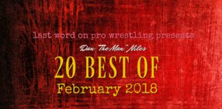 20 Best Matches Of The Month: February 2018 Edition (VIDEOS)