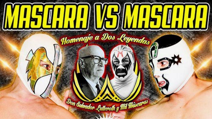 CMLL Homenaje a Dos Leyendas