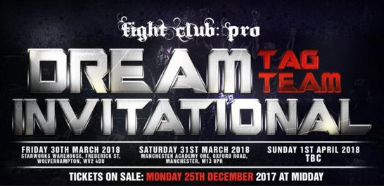 Preview: Fight Club: PRO Dream Tag Team Invitational 2018 (3