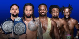 Preview: WWE Fastlane Smackdown Live Tag Team Championship Match (3/11/18)