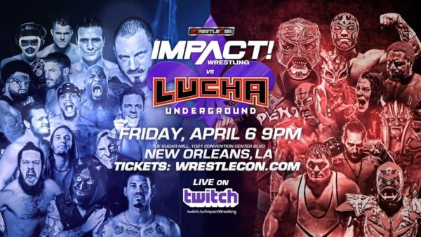Preview Impact Vs Lucha Underground 4 6 18 Last Word On Pro Wrestling