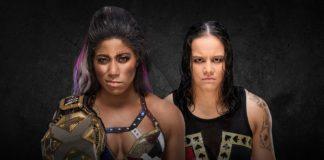Ember Moon v Shayna Baszler for the NXT Women's Championship