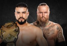 """The NXT championship takes once again the stage at NXT Takeover, this time around, NXT Champion Andrade """"Cien"""" Almas defends his most valuable prize against the """"The Dutch"""