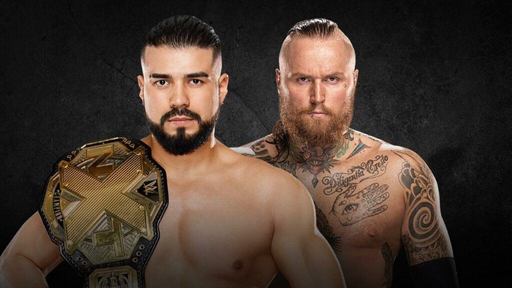 "The NXT championship takes once again the stage at NXT Takeover, this time around, NXT Champion Andrade ""Cien"" Almas defends his most valuable prize against the ""The Dutch"
