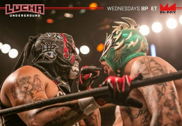 The Lucha Brothers were former rivals