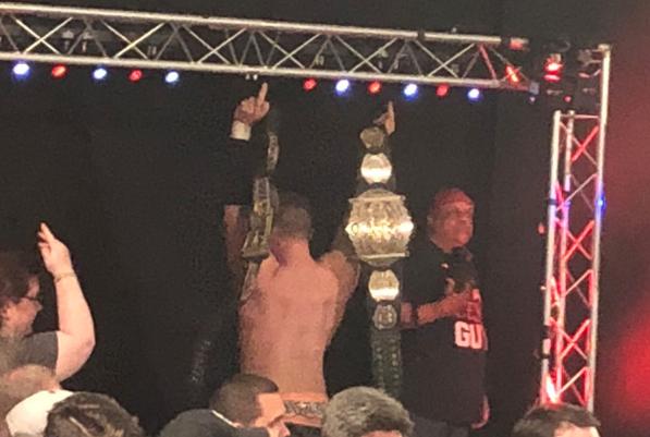 The MJF Wins CZW World Heavyweight Championship
