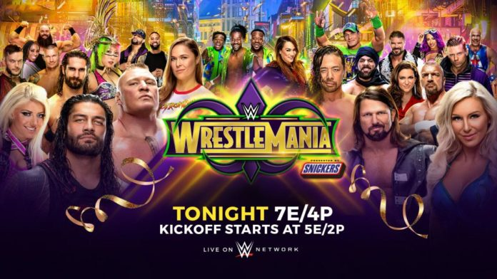 Preview: WrestleMania 34 (4/8/18) Part Two