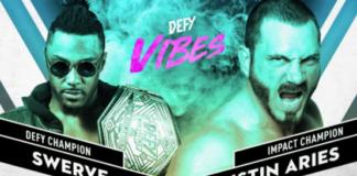Austin Aries vs Swerve