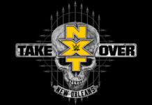 NXT TakeOver New Orleans