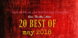 20 Best Matches Of The Month