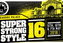 Progress, Super Strong Style 16