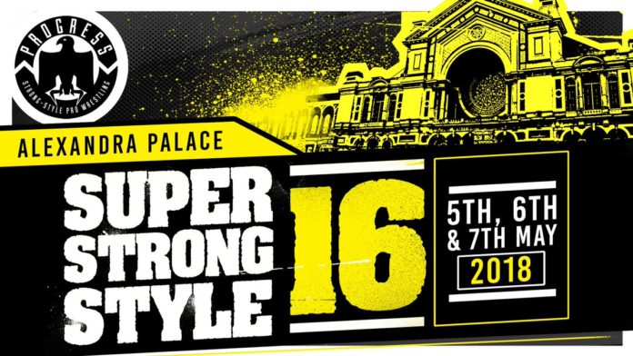 Progress, Super Strong Style 16