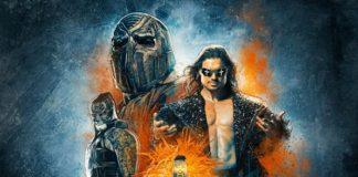 Lucha Underground promo poster