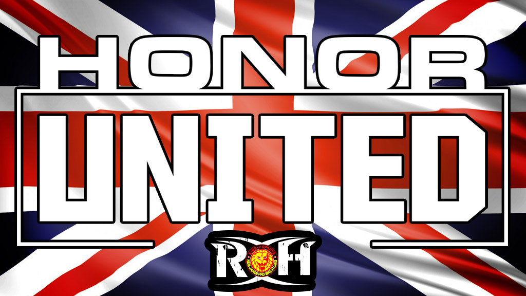 Running Wild Podcast: ROH Honor United Review