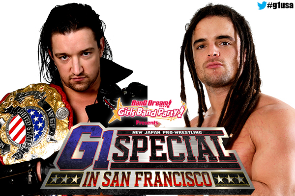 Preview: NJPW G1 Special In San Francisco ( 7/7/18) - Last Word on