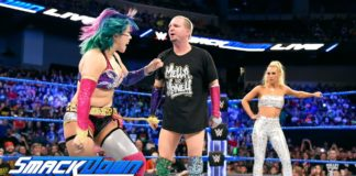 James Ellsworth vs Asuka