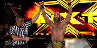 Tommaso Ciampa Wins NXT Championship, Talks His Moment