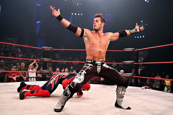 Alex Shelley former Tag Champ
