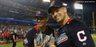 Miz wins All-Star Legends and Celebrity Softball Game MVP
