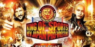 New Japan Pro Wrestling King of Sports
