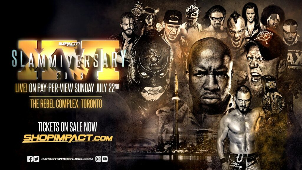 Slammiversary, Honor for All, G1 Reviews, Matt Riddle to NXT (Episode 145)